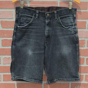Wrangler Men's Denim Jean Shorts Size 33